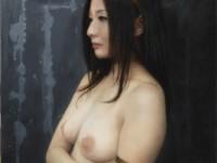石黒賢一郎「ハニーフラッシュについて」90.9x65